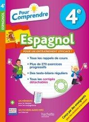 Dernières parutions dans Pour Comprendre, Pour Comprendre Espagnol 4E