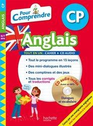 Souvent acheté avec POUR COMPRENDRE ANGLAIS CE2 , le POUR COMPRENDRE ANGLAIS CP