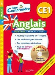 Dernières parutions sur CE1, POUR COMPRENDRE ANGLAIS CE1