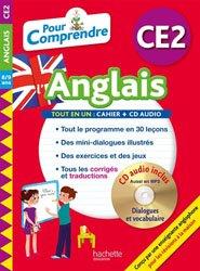 Dernières parutions sur CE2, POUR COMPRENDRE ANGLAIS CE2
