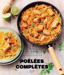 Dernières parutions sur Cuisine familiale, Poêlées complètes