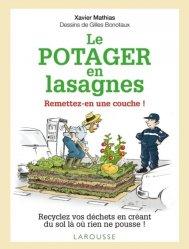 Dernières parutions sur Potager bio, Potager en lasagnes : remettez-en une couche
