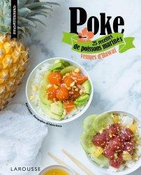 Dernières parutions sur Cuisine américaine, Poke. 25 recettes de poissons marinés venues d'Hawaï