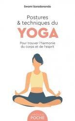 Dernières parutions sur Garder la forme, Postures et techniques du yoga