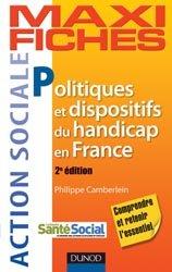 Souvent acheté avec Porsche, le Politiques et dispositifs du handicap en France