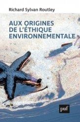 Dernières parutions sur Éthique, normes et indicateurs, Pour une éthique environnementale