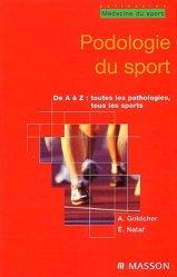 Souvent acheté avec Le diagnostic en posturologie, le Podologie du sport