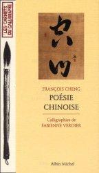 Dernières parutions dans les carnets du calligraphe, Poésie chinoise