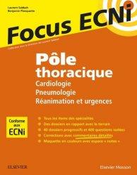 Souvent acheté avec Ophtalmologie, le Pôle thoracique