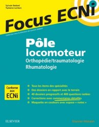Souvent acheté avec Pôle thoracique, le Pôle locomoteur : orthopédie/traumatologie et rhumatologie