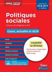 Souvent acheté avec Le QCM, le Politiques sociales