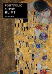 Dernières parutions dans Portfolio, Portfolio Gustav Klimt. 9 peintures