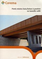 Dernières parutions dans Références, Ponts mixtes bois/béton à poutres en lamellé-collé