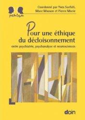 Dernières parutions sur Psychanalyse, Pour une éthique du décloisonnement