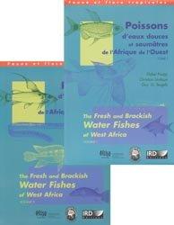 Souvent acheté avec Traité des maladies de l'anus et du rectum, le Poissons d'eaux douces et saumâtres de l'Afrique de l'ouest (2 volumes)