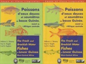 Dernières parutions sur Poissons d'eau douce, Poissons d'eaux douces et saumâtres de Basse Guinée, ouest de l 'Afrique centrale Vol 1 - Vol 2