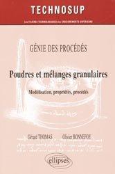 Dernières parutions sur Granulats - Bétons, Poudres et mélanges granulaires