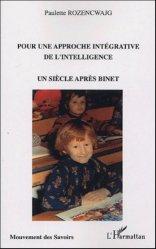 Dernières parutions dans Mouvement des Savoirs, Pour une approche intégrative de l'intelligence. Un siècle après Binet