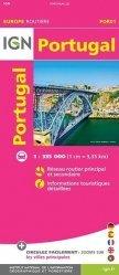 Nouvelle édition Portugal. 1/335 000