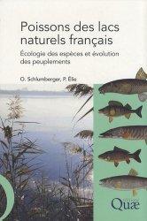 Souvent acheté avec Cabanons à vivre rêveries, écologie et conseils, le Poissons des lacs naturels français