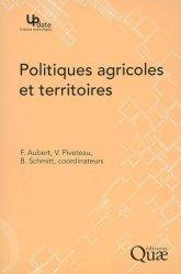 Souvent acheté avec Microbiologie et toxicologie des aliments, le Politiques agricoles et territoires
