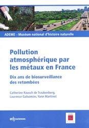 Dernières parutions dans ADEME, Pollution atmosphérique par les métaux en France
