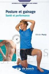 Dernières parutions dans Sciences et Pratiques du Sport, Posture et gainage