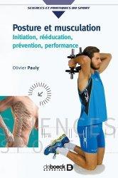 Dernières parutions sur Rééducation, Posture et musculation
