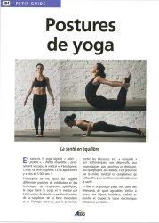 Dernières parutions dans Petit guide, Postures de yoga