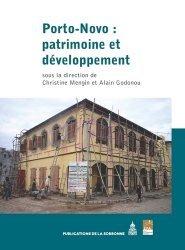Dernières parutions dans Histoire de l'art, Porto-Novo : patrimoine et développement