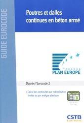 Dernières parutions dans Guide Eurocode, Poutres et dalles continues en béton armé