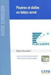 Dernières parutions dans Guide Eurocode, Poutres et dalles en béton armé