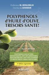 Nouvelle édition Polyphenols d'huile d'olive, trésors santé !