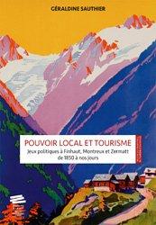 Dernières parutions sur Ingéniérie touristique, Pouvoir local et tourisme