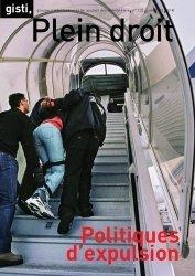 Dernières parutions sur Droits des étrangers, Politiques d'expulsion