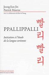 Dernières parutions sur Auto apprentissage, Ppallippalli
