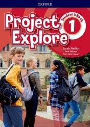 Dernières parutions sur Grammaire-Conjugaison-Orthographe, Project Explore: Level 1: Student's Book