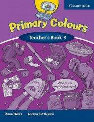 Dernières parutions sur Teacher Training, Development and Research, PRIMARY COLOURSS TEACHER'S BOOK 3