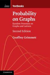 Dernières parutions sur Probabilités, Probability on Graphs