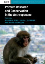 Dernières parutions sur Primates, Primate Research and Conservation in the Anthropocene