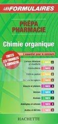 Souvent acheté avec Botanique, le Prépa Pharmacie Chimie organique