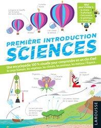Dernières parutions sur Dans l'espace, Première introduction aux sciences