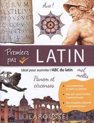 Dernières parutions sur Auto apprentissage (parascolaire), Premiers pas en latin