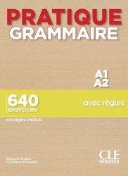 Dernières parutions sur Français Langue Étrangère (FLE), Pratique Grammaire A1/A2