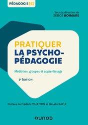 Dernières parutions dans Pédagogie[s], Pratiquer la psychopédagogie