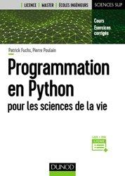 Souvent acheté avec Chimie PCSI  tout-en-un, le Programmation en Python pour les sciences de la vie