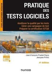 Dernières parutions sur Informatique - Audiovisuel, Pratique des tests logiciels