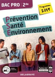 Dernières parutions sur Bac Pro ASSP - ST2S - PSE, Prévention Santé Environnement 2de Bac Pro