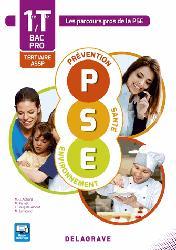 Dernières parutions dans Les parcours pro de la PSE, Prévention Santé Environnement (PSE) 1re, Tle Bacs Pros Tertiaires et ASSP (2016) - Pochette élève