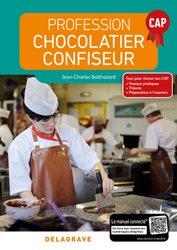 Souvent acheté avec De l'HACCP à l'ISO 22000, le Profession chocolatier-confiseur CAP